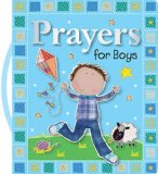 Prayers for Boys   2013 9781400322145 Front Cover