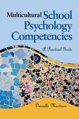 Multicultural School Psychology Competencies A Practical Guide  2008 edition cover