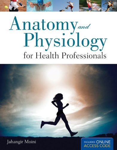 Anatomy and Physiology for Health Professionals   2012 edition cover