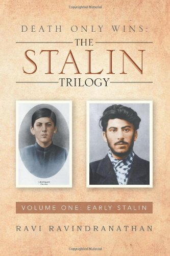 Death Only Wins The Stalin Trilogy  2013 9781483691145 Front Cover