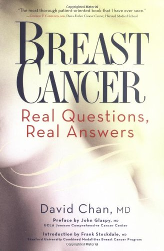 Breast Cancer Real Questions, Real Answers  2006 edition cover