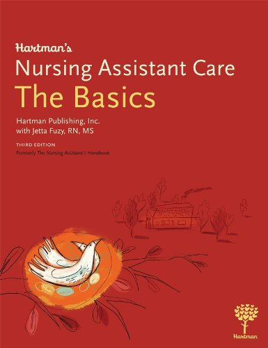Hartman's Nursing Assistant Care The Basics 3rd edition cover