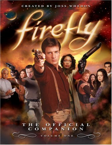 Firefly The Official Companion  2006 edition cover