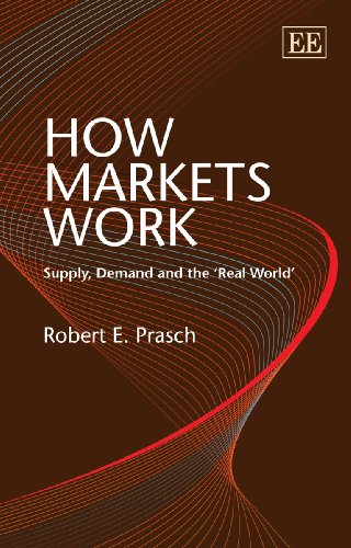 How Markets Work Supply, Demand and the 'Real World'  2008 edition cover