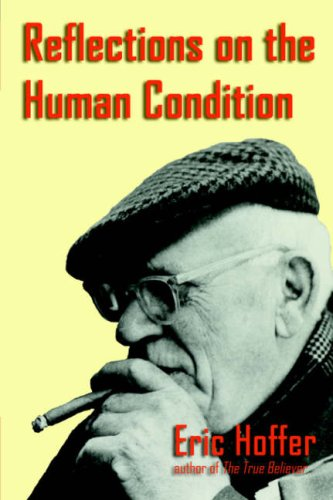 Reflections on the Human Condition   2006 9781933435145 Front Cover