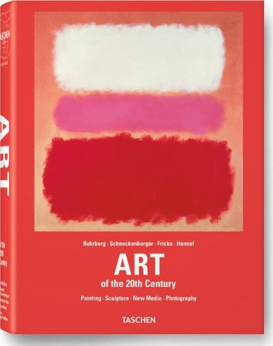 Co Art of the 20th Century   2012 edition cover