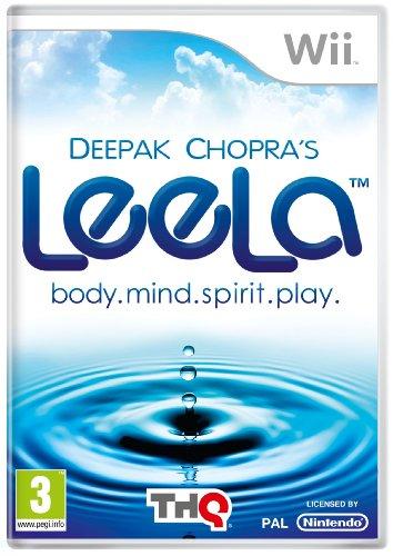 Deepak Chopra's Leela (Wii) by THQ Nintendo Wii artwork