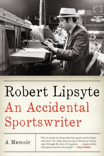 Accidental Sportswriter   2011 edition cover