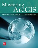 Mastering Arcgis:   2015 9780078095146 Front Cover