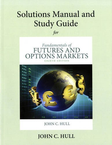 Fundamentals of Futures and Options Markets:   2013 9780132995146 Front Cover