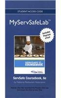 ServSafe Coursebook  6th 2013 (Revised) 9780133068146 Front Cover