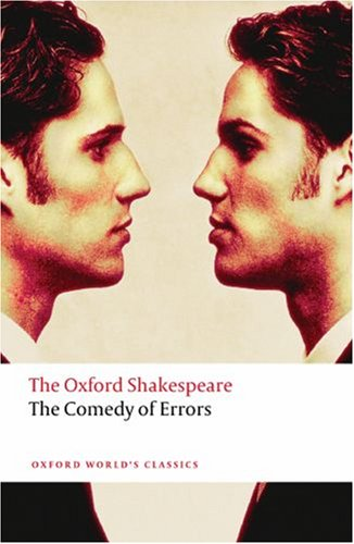 Comedy of Errors   2008 edition cover
