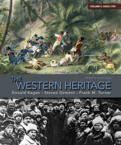 Western Heritage  10th 2010 edition cover