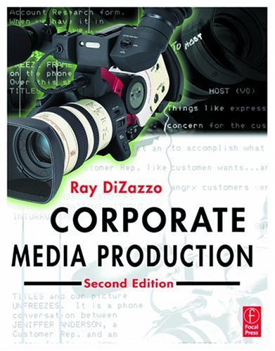 Corporate Media Production  2nd 2003 (Revised) edition cover