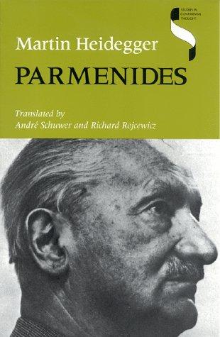 Parmenides  N/A edition cover