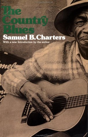 Country Blues  Reprint  edition cover