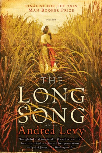 Long Song A Novel N/A edition cover