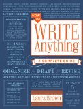 How to Write Anything A Complete Guide N/A 9780393240146 Front Cover