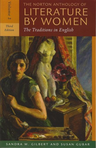 Norton Anthology of Literature by Women The Traditions in English 3rd 2007 edition cover