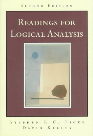 Art of Reasoning Readings for Logical Analysis 2nd 1998 edition cover