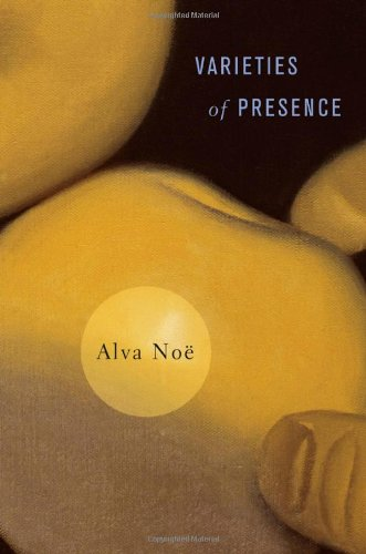 Varieties of Presence   2012 edition cover
