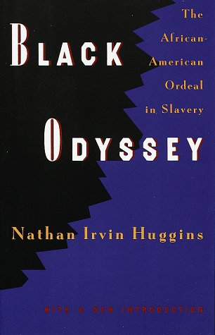 Black Odyssey   1990 edition cover