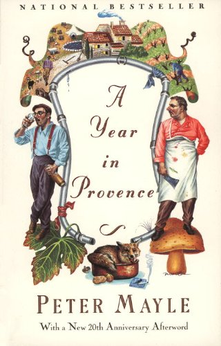 Year in Provence   1990 edition cover