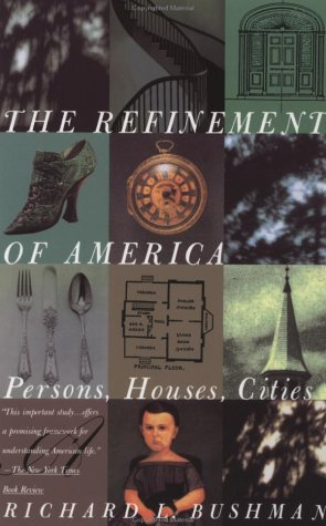 Refinement of America Persons, Houses, Cities Reprint  edition cover