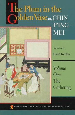 Plum in the Golden Vase or, Chin P'Ing Mei The Gathering  1997 (Abridged) edition cover