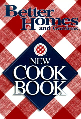 Better Homes and Gardens New Cook Book 11th 1996 edition cover