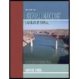 Physical Geology Laboratory Manual  4th 2009 (Revised) 9780757561146 Front Cover