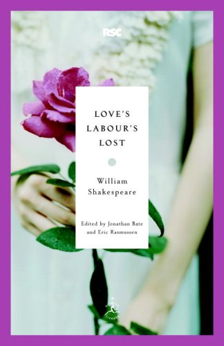 Love's Labour's Lost  N/A edition cover
