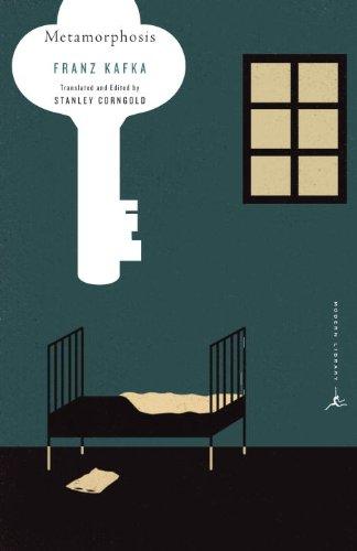 Metamorphosis   2013 edition cover