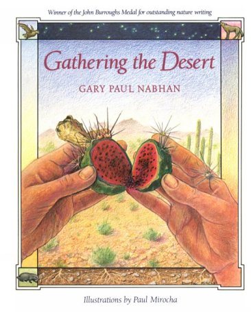 Gathering the Desert   1997 edition cover