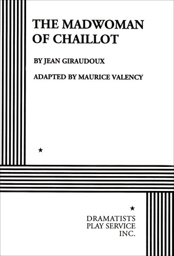 Madwoman of Chaillot  Adapted  edition cover