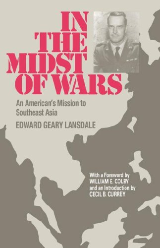 In the Midst of Wars An American's Mission to Southeast Asia 2nd 1991 edition cover