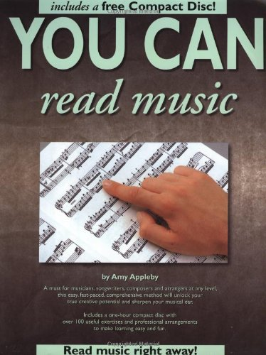 You Can Read Music  N/A edition cover