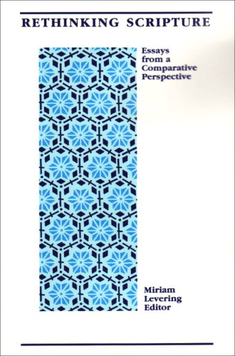 Rethinking Scripture Essays from a Comparative Perspective  1989 edition cover