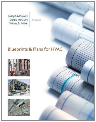 Blueprints and Plans for HVAC  4th 2013 edition cover