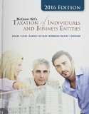 McGraw-Hill's Taxation of Individuals and Business Entities with Connect  7th 2016 9781259602146 Front Cover