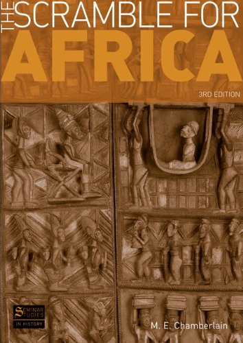 Cover art for The Scramble for Africa, 3rd Edition