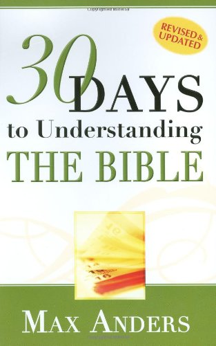 30 Days to Understanding the Bible   2005 edition cover