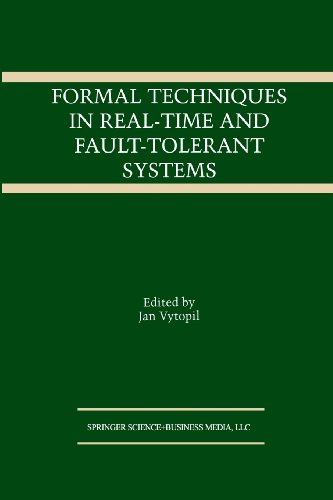 Formal Techniques in Real-Time and Fault-Tolerant Systems   1993 edition cover