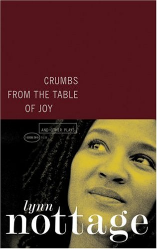Crumbs from the Table of Joy and Other Plays   2003 edition cover