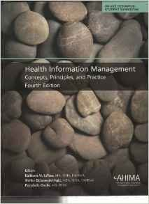 HEALTH INFORMATION MANAGEMENT-W/ACCESS  N/A 9781584265146 Front Cover