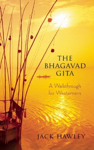 Bhagavad Gita A Walkthrough for Westerners  2011 edition cover