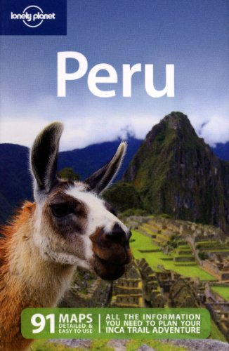PERU (INGL�S)  7th 2010 edition cover