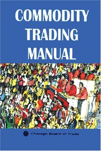 Commodity Trading Manual   1997 edition cover