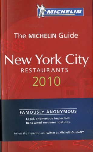 Michelin Gd New York City 2010  5th 2010 (Revised) 9782067145146 Front Cover