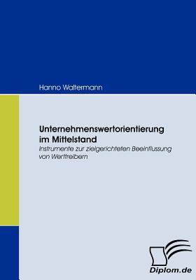 Unternehmenswertorientierung Im Mittelstand   2009 9783836669146 Front Cover